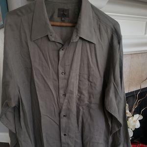 Men's CK dress shirt.